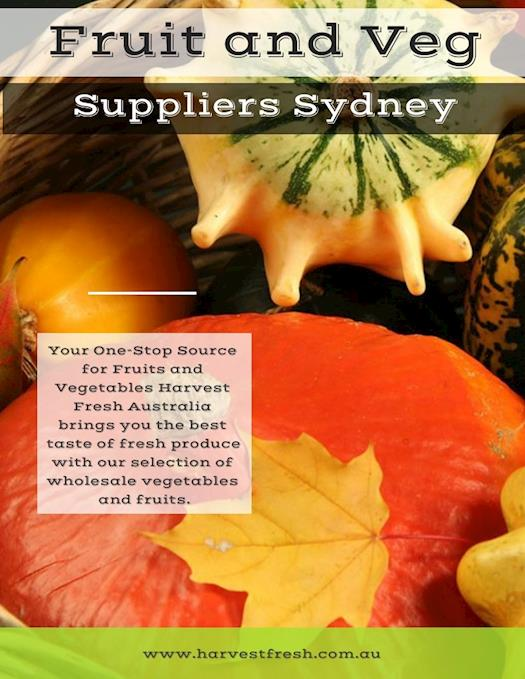 Fruit and Veg Suppliers Sydney