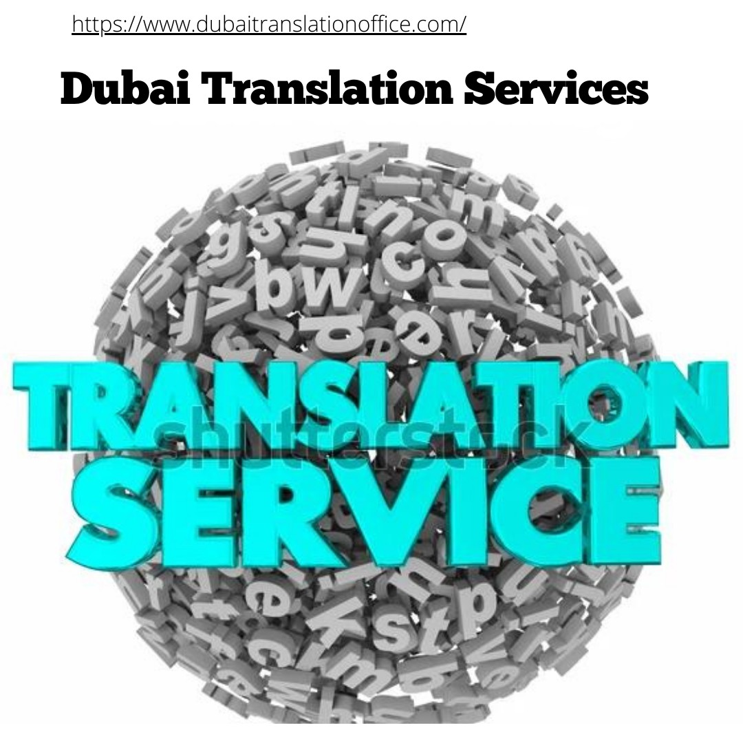 Dubai Translation Services