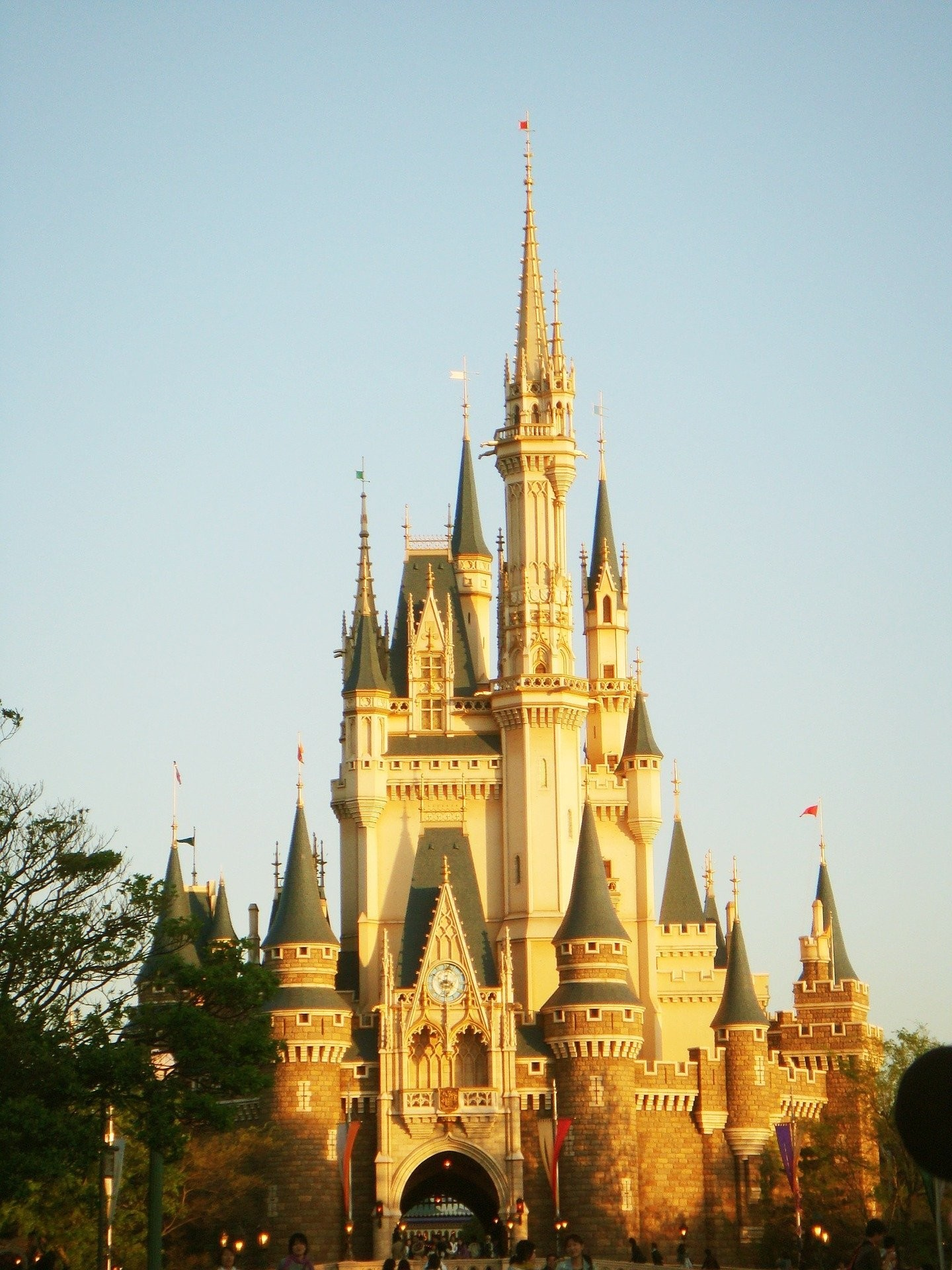 Disney Travel Vacation