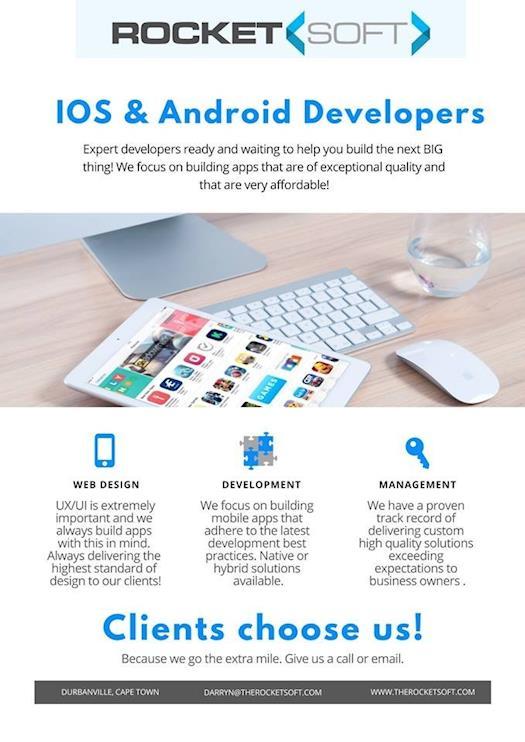 app developers cape town