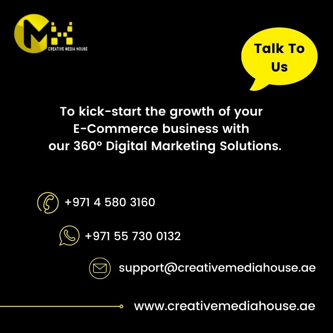 CReative Media House- Contacts