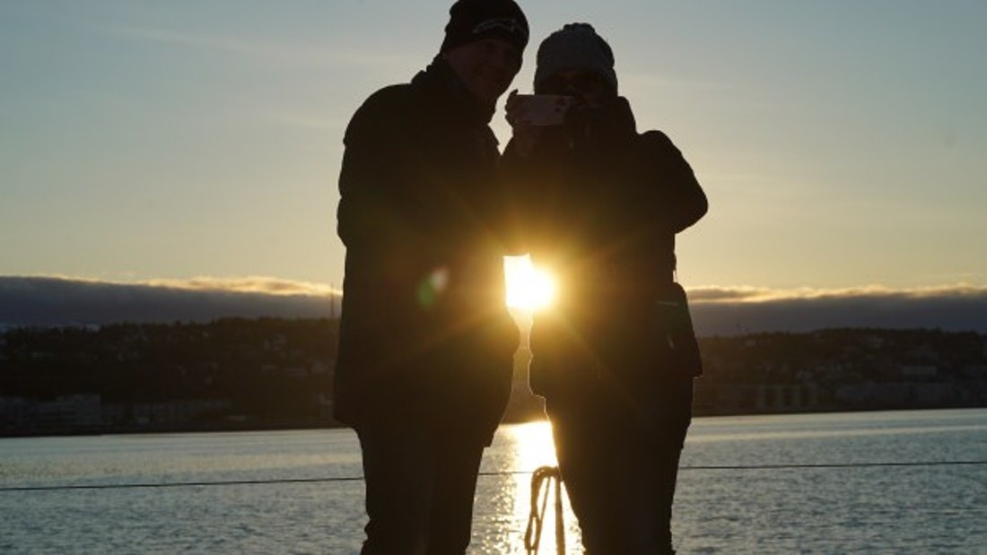 Enjoy the Midnight Sun Tromso | Book Now