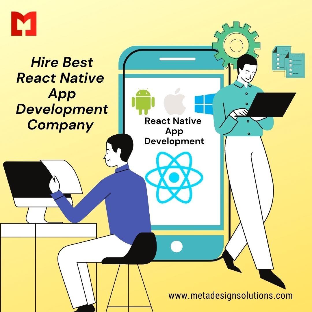 React Native App Development Company | Hire React Native Developers