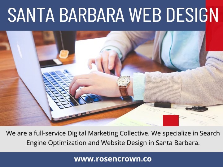 Santa Barbara Web Design