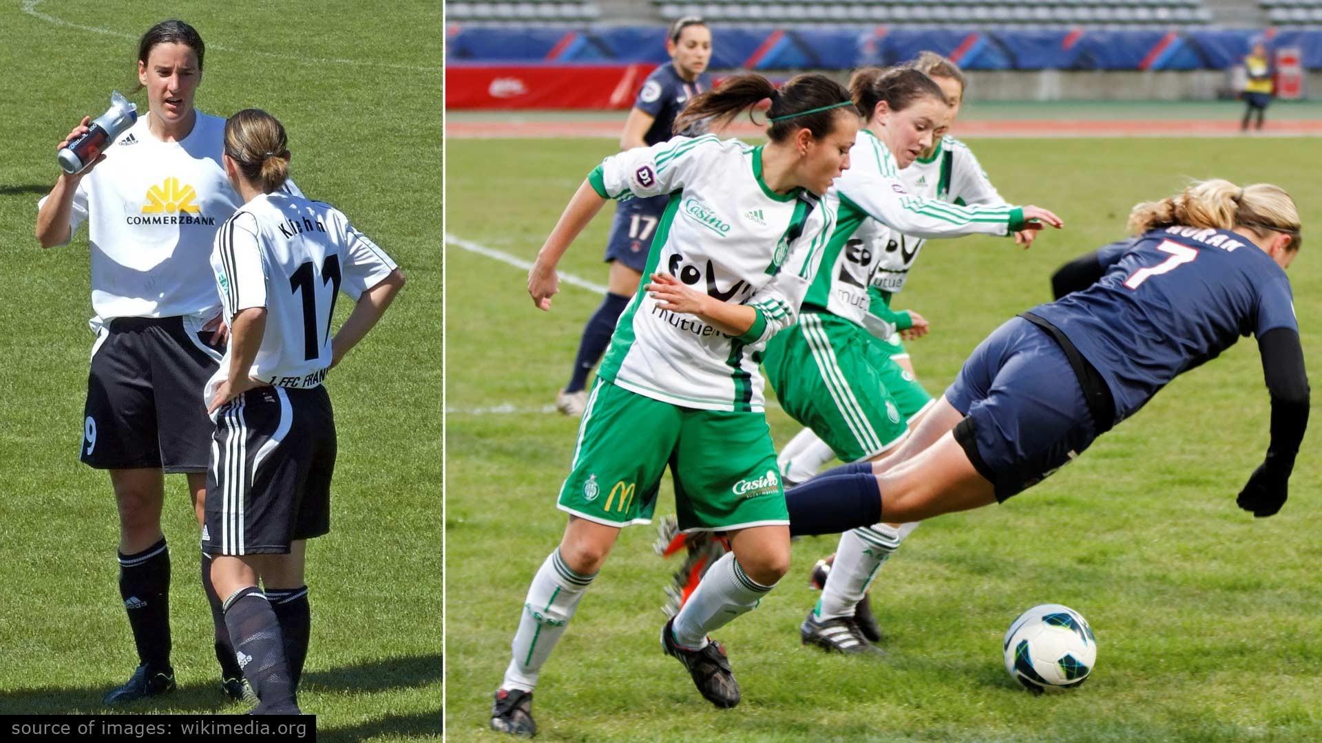Tallest Female Soccer Players