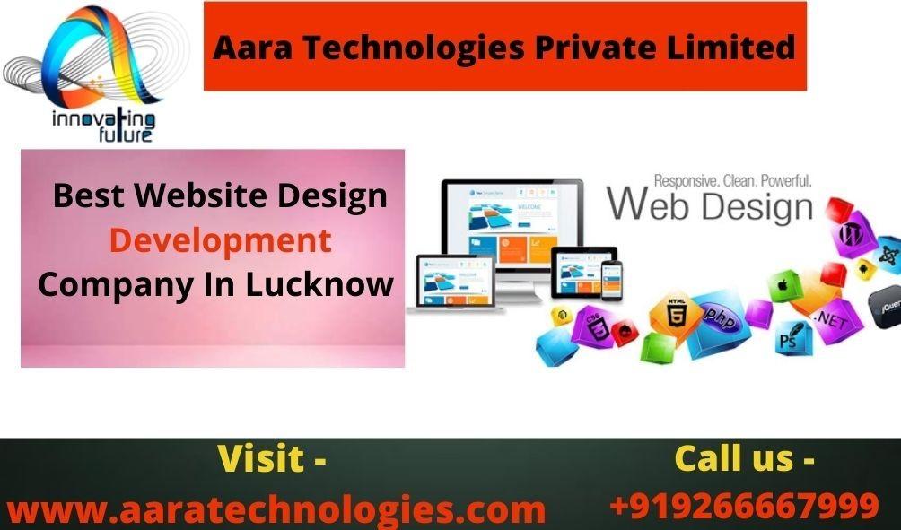 Best Website Design Development Company In Lucknow