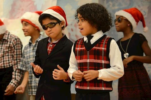 BelovED Community Charter School's winter concert and Toys for Tots drive