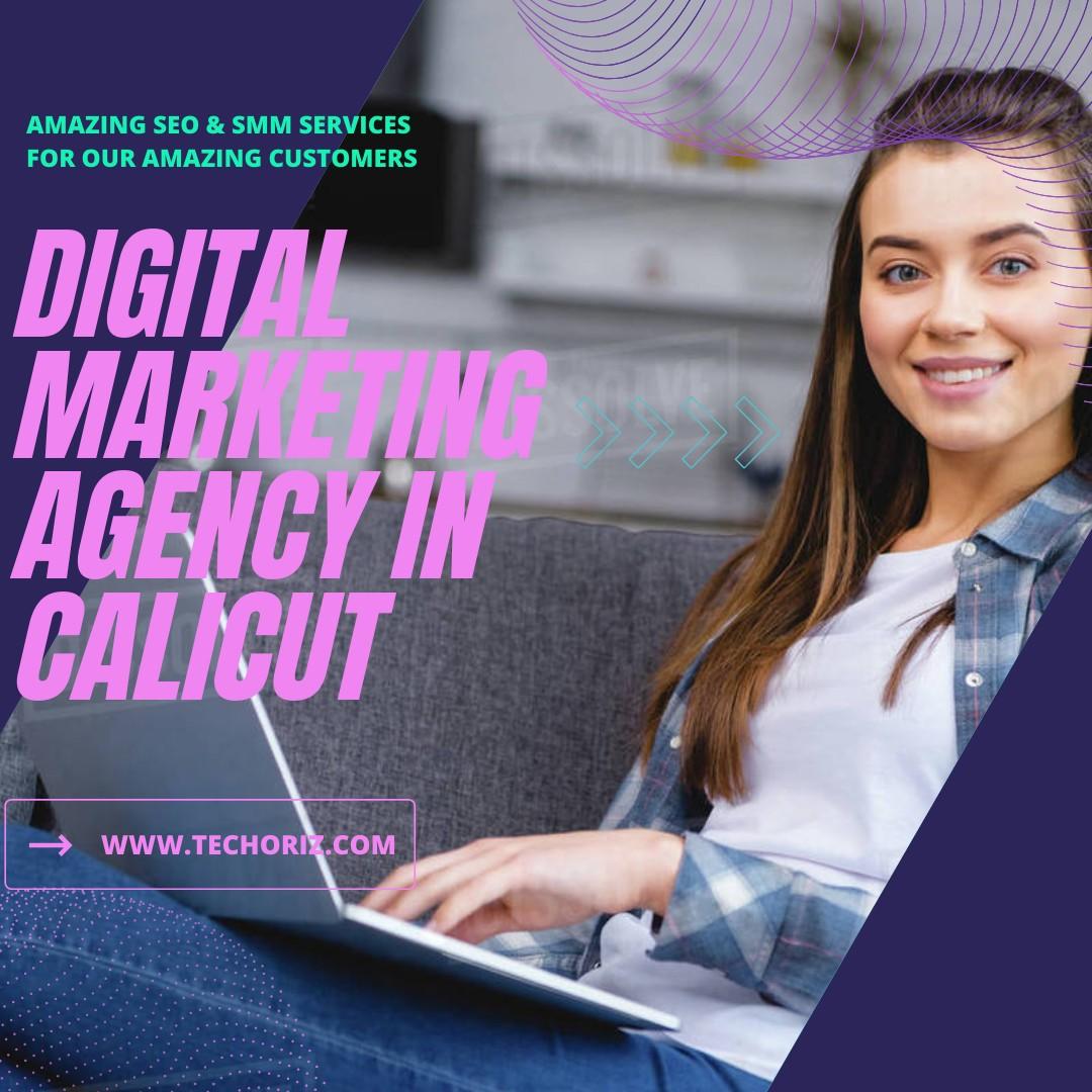 Best Digital Marketing Company In Calicut-Techoriz
