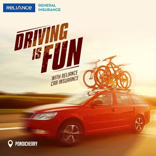 Driving is Fun and Safe with Car Insurance - Reliance General Insurance