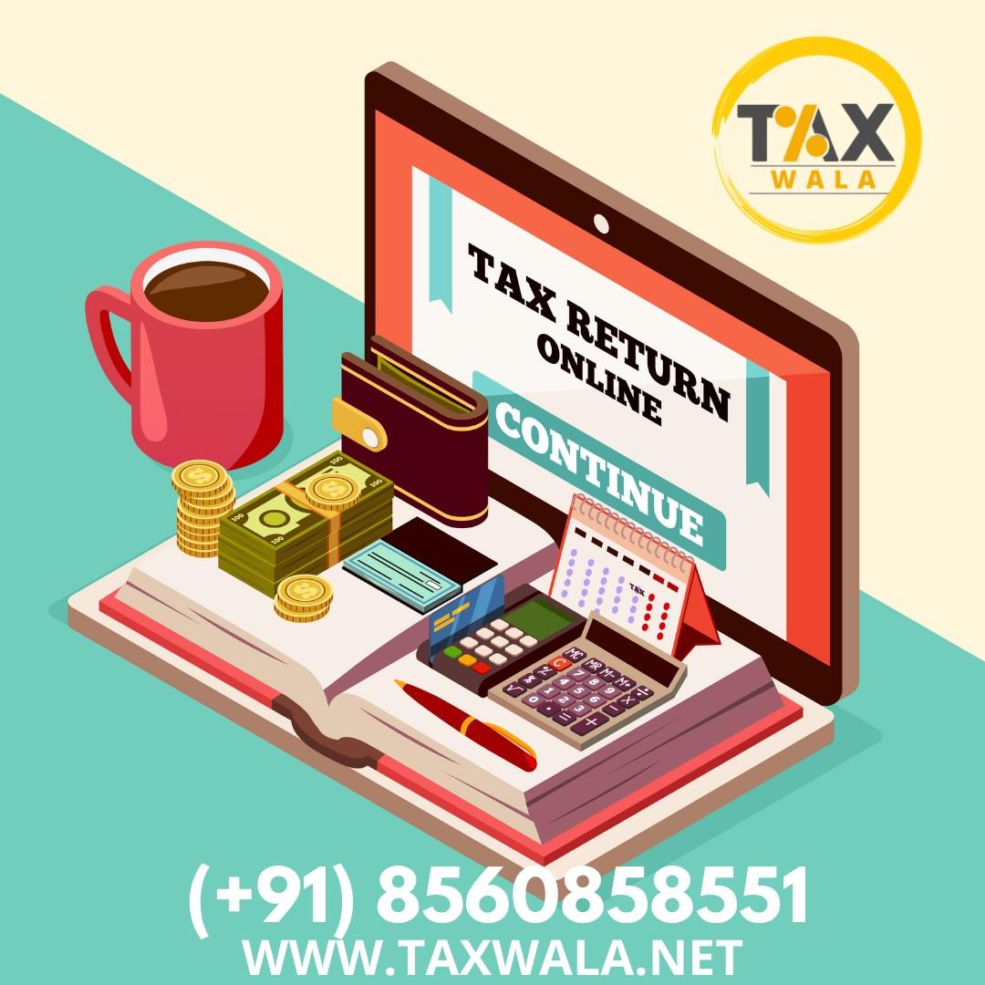 Income Tax Return in Delhi