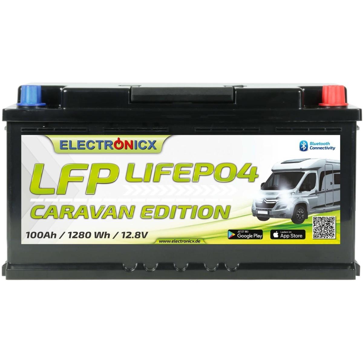 Electronicx Lifepo4 battery