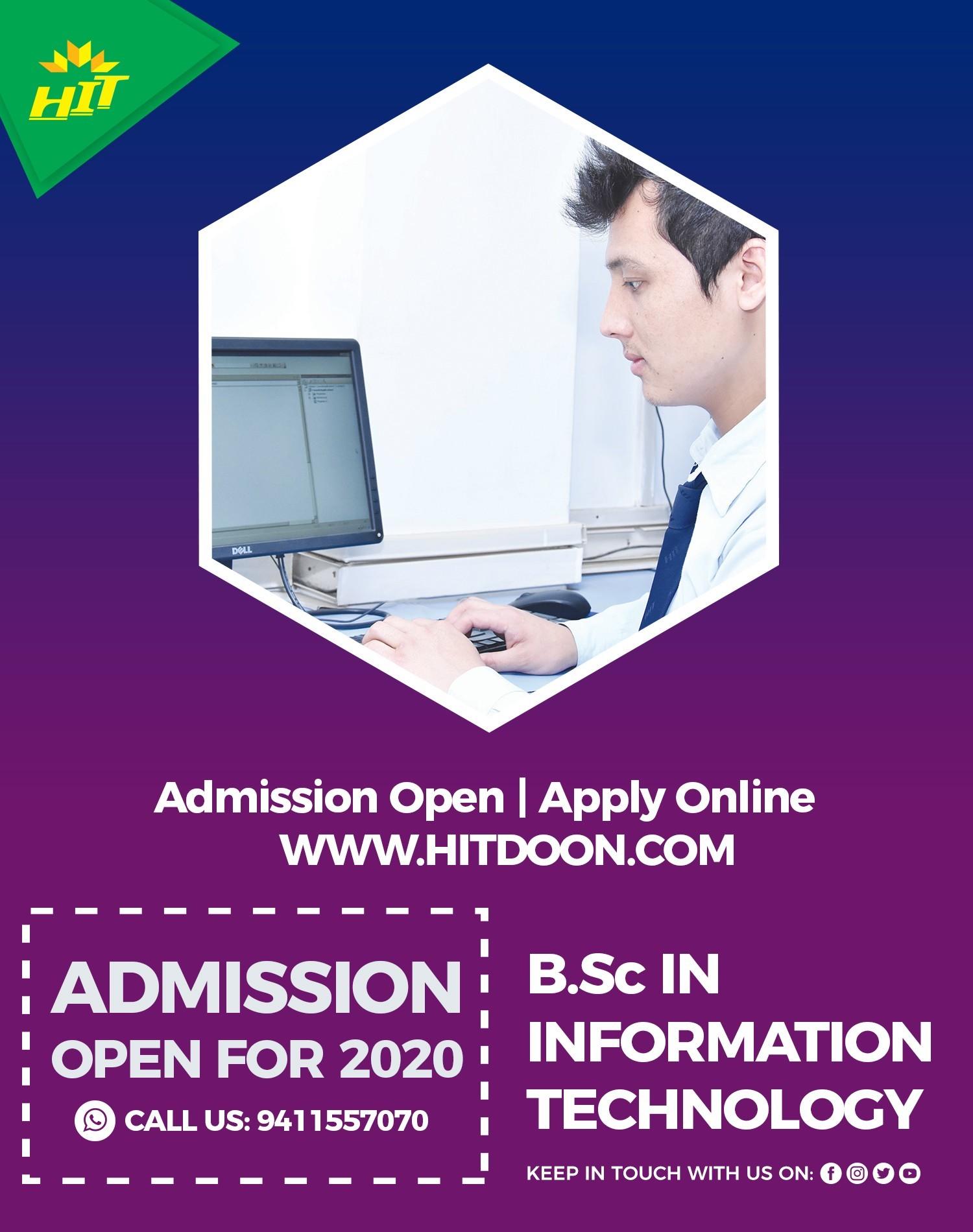 Best BSC IT College in Dehradun