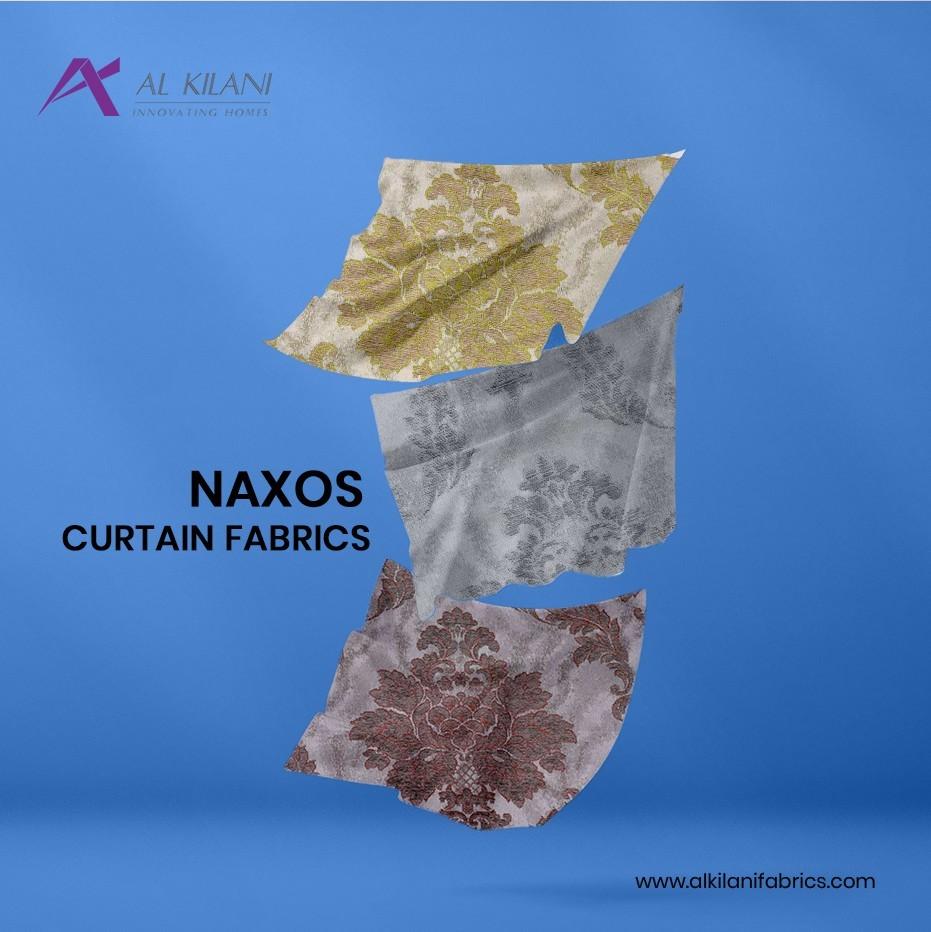 Naxos Curtain Fabrics
