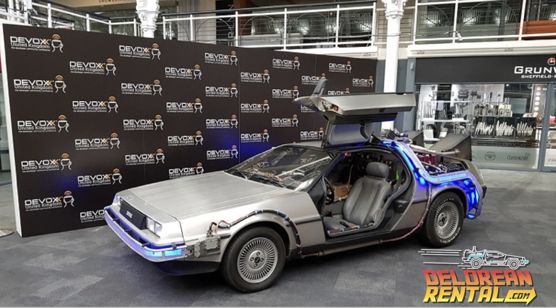 Delorean Rental