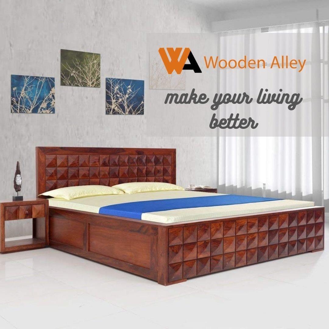 King size Bed Online - Book Best designed King sizeBed