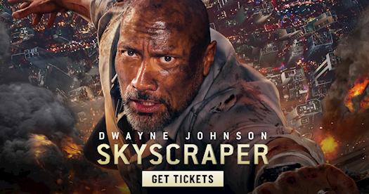 ~~@~*WATCH!! Skyscraper FULL|MOVIE 2018 ?ONLINE~MOVIES?
