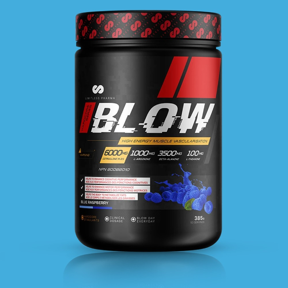Blow Pre Workout