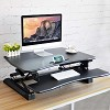 Buy Convenient Height Adjustable Desktop Standing Desk at Discounted Rates