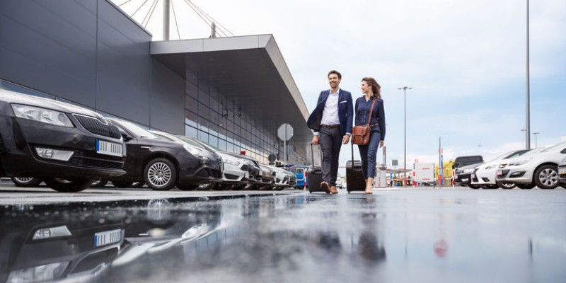 Get Best Airport Self-Park Parking in FLL Terminal