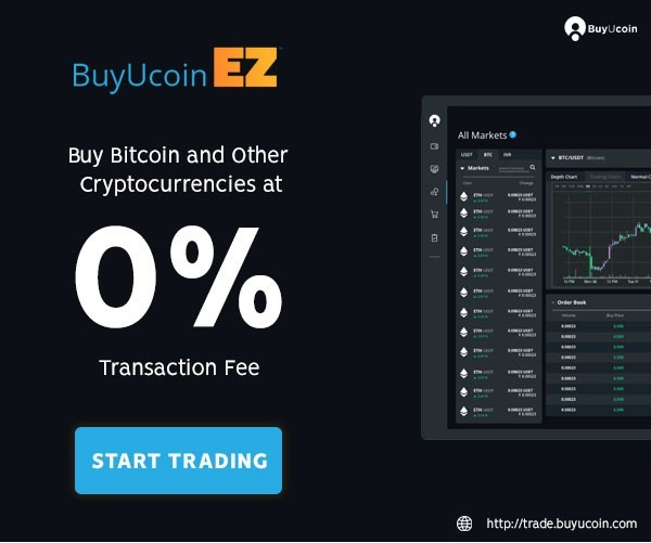 Buy & Sell Chainlink in India at 0% trading fees.