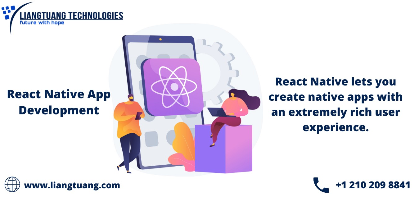React Native App Development Company | LiangTuang Technologies