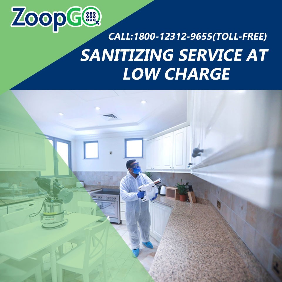Sanitization service in Bangalore