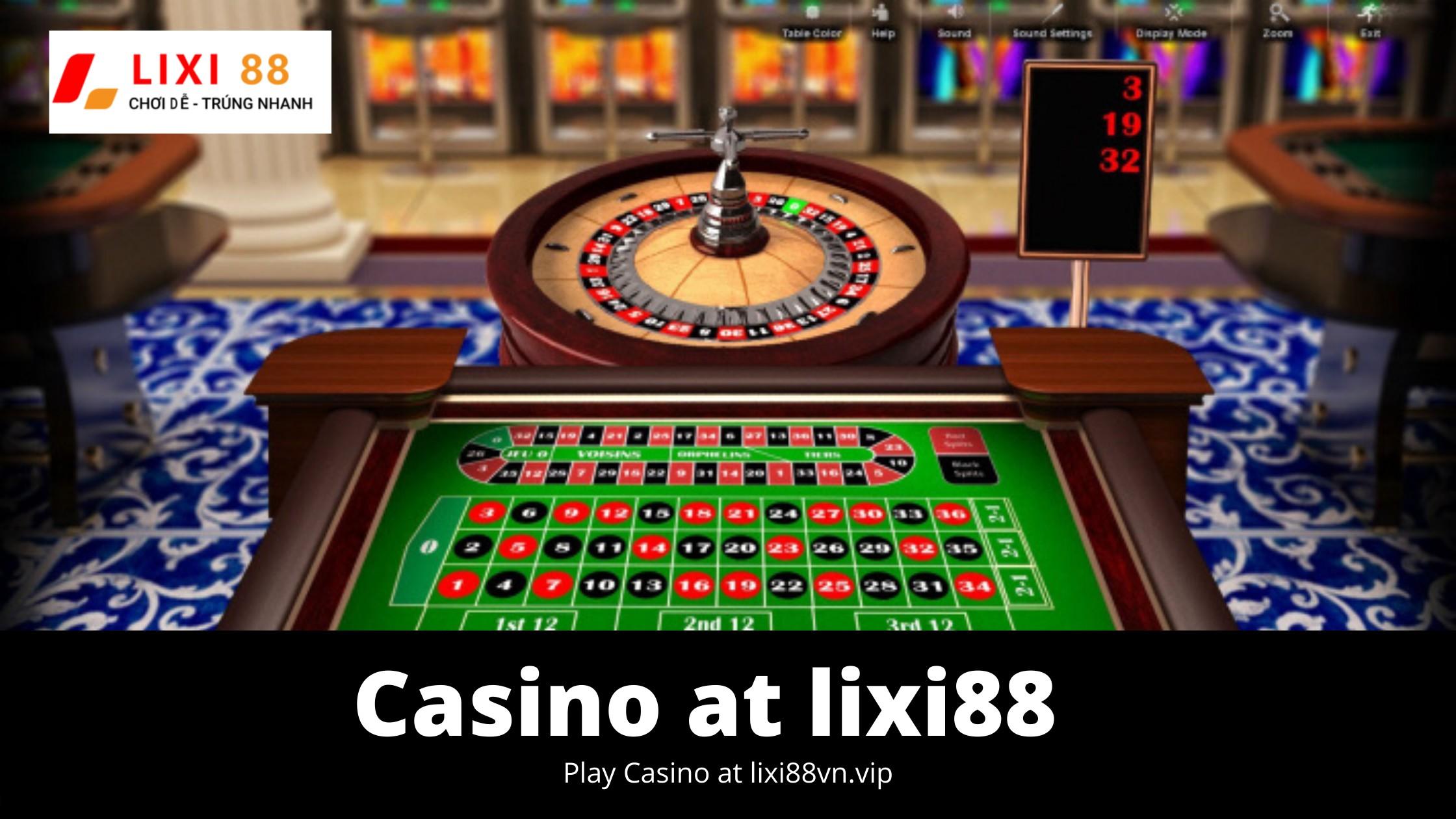 Casino at lixi88