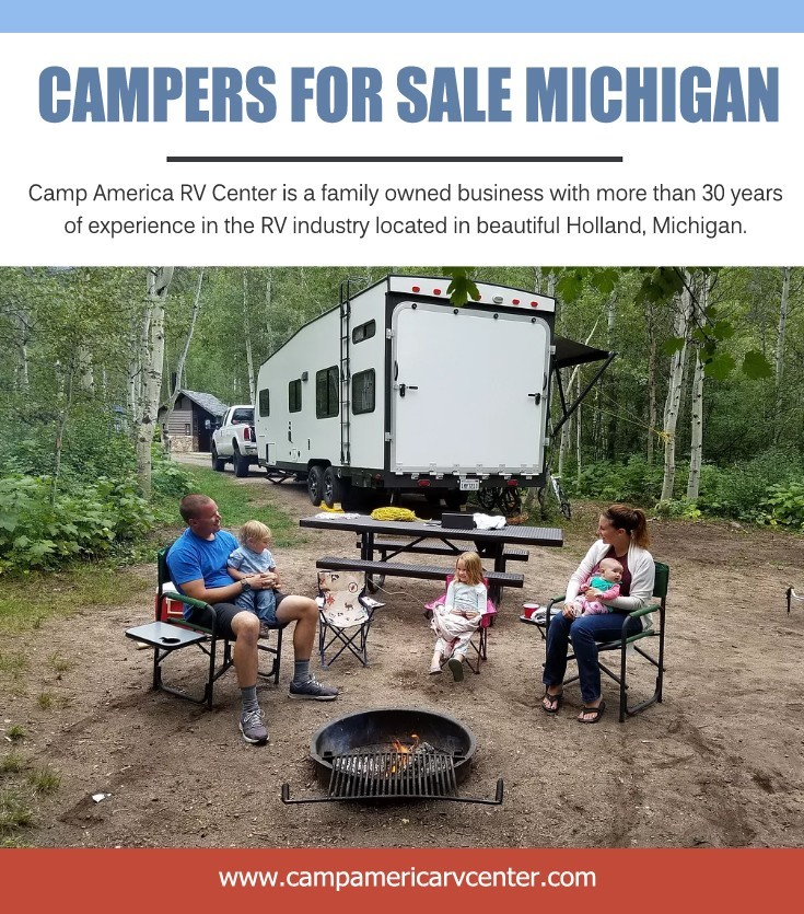 Campers for Sale Michigan