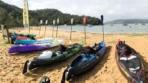 Kayak Central Coast