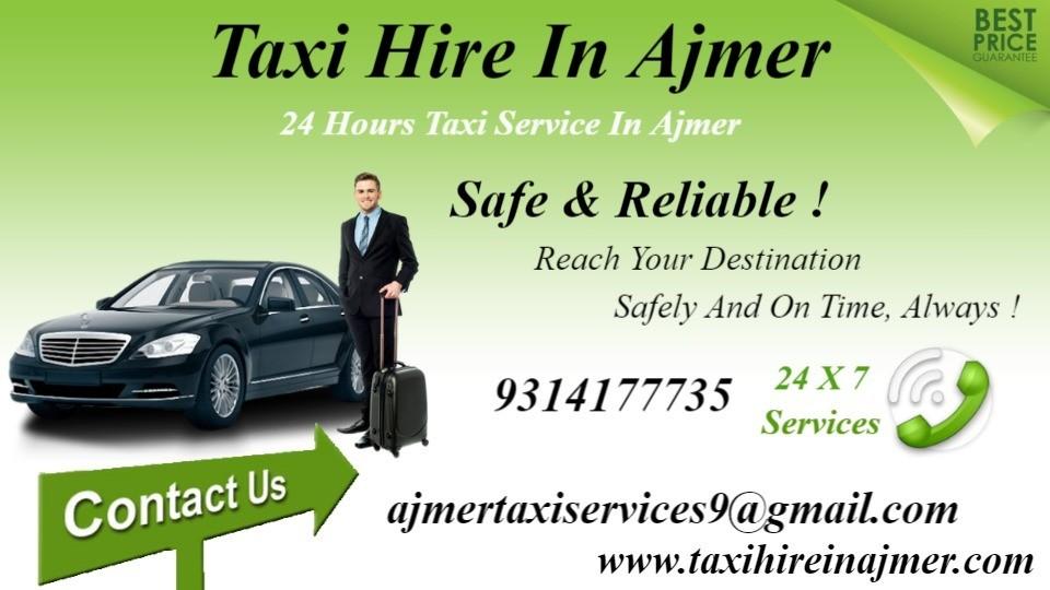 Taxi hire Ajmer,Car hire Ajmer,Taxi hire rates in Ajmer