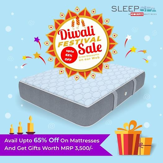 Diwali Sale | Buy mattress at discounted price