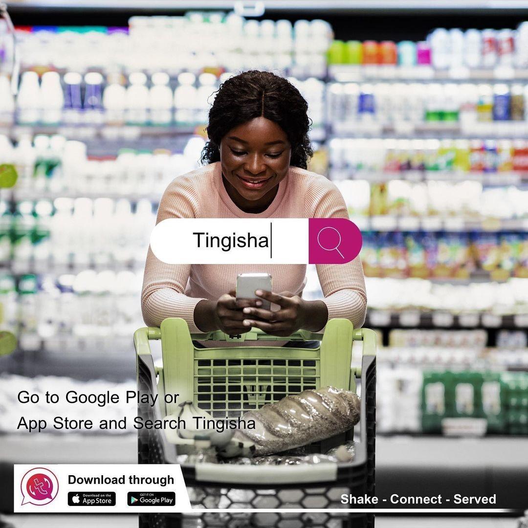 Tingisha - Best service provider App in Tanzania