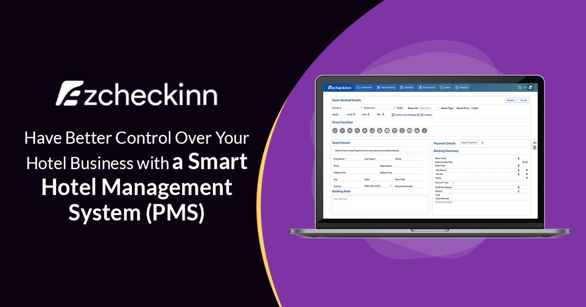 Hotel Management System - Ezcheckinn
