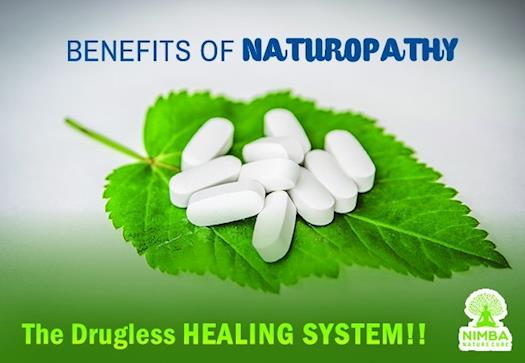 5 Benefits of Naturopathy- The Drugless Healing System!!