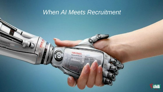 How AI helps in recruitment?