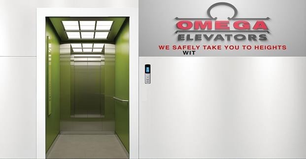 Leading Brand in Lifts & Elevators - Omega Elevators!