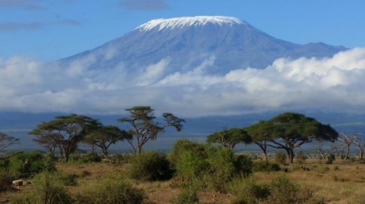 Mt kilimanjaro climbing