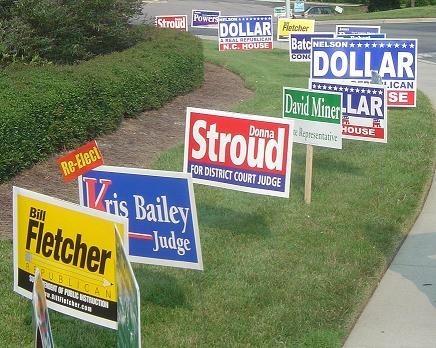 Political Sign Manager