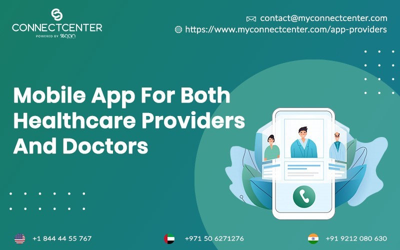 Virtual Practice App For Providers & Doctors | CONNECTCENTER