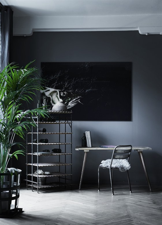 Wall interior color flugger