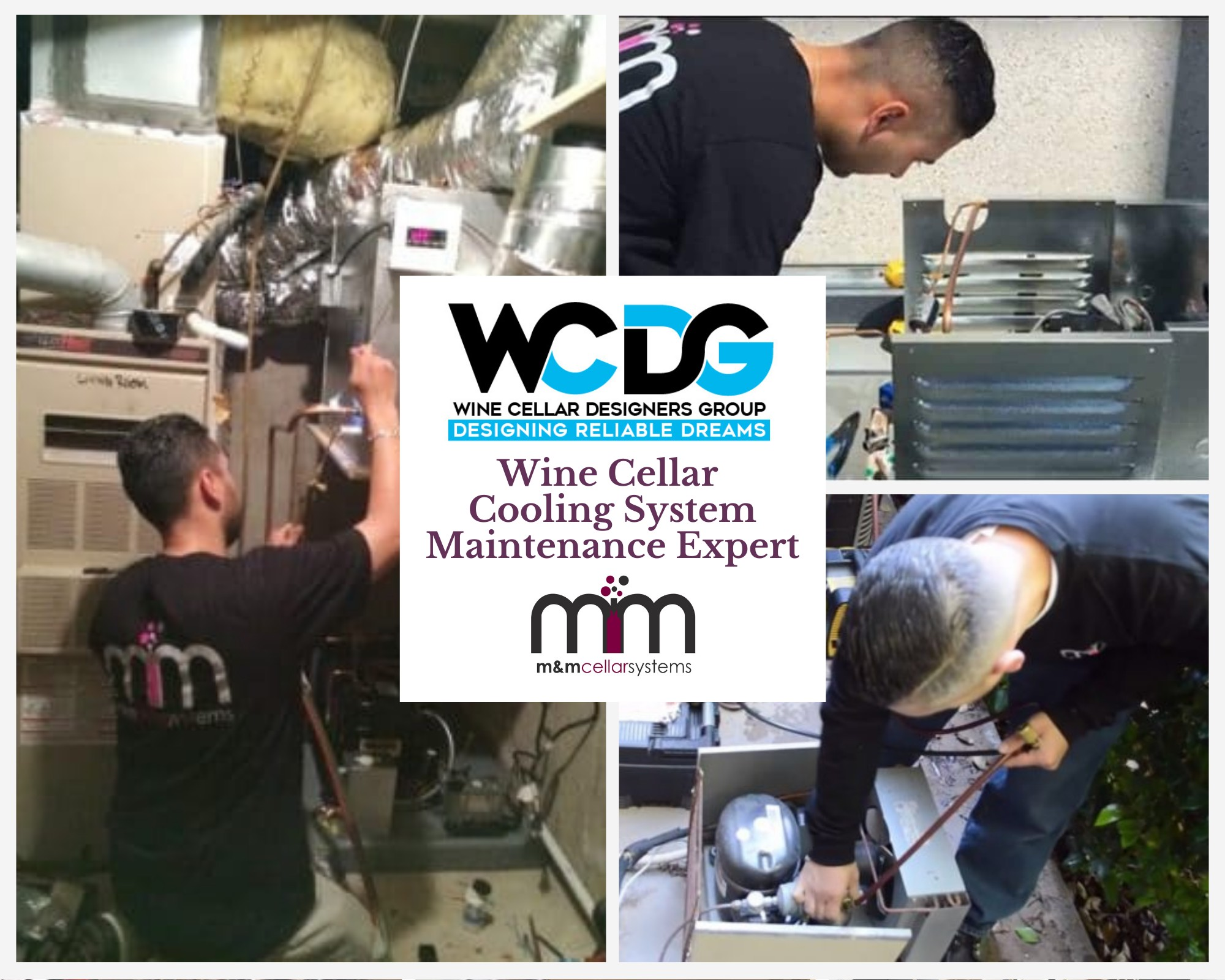 Wine Cellar Cooling Systems Maintenance Experts