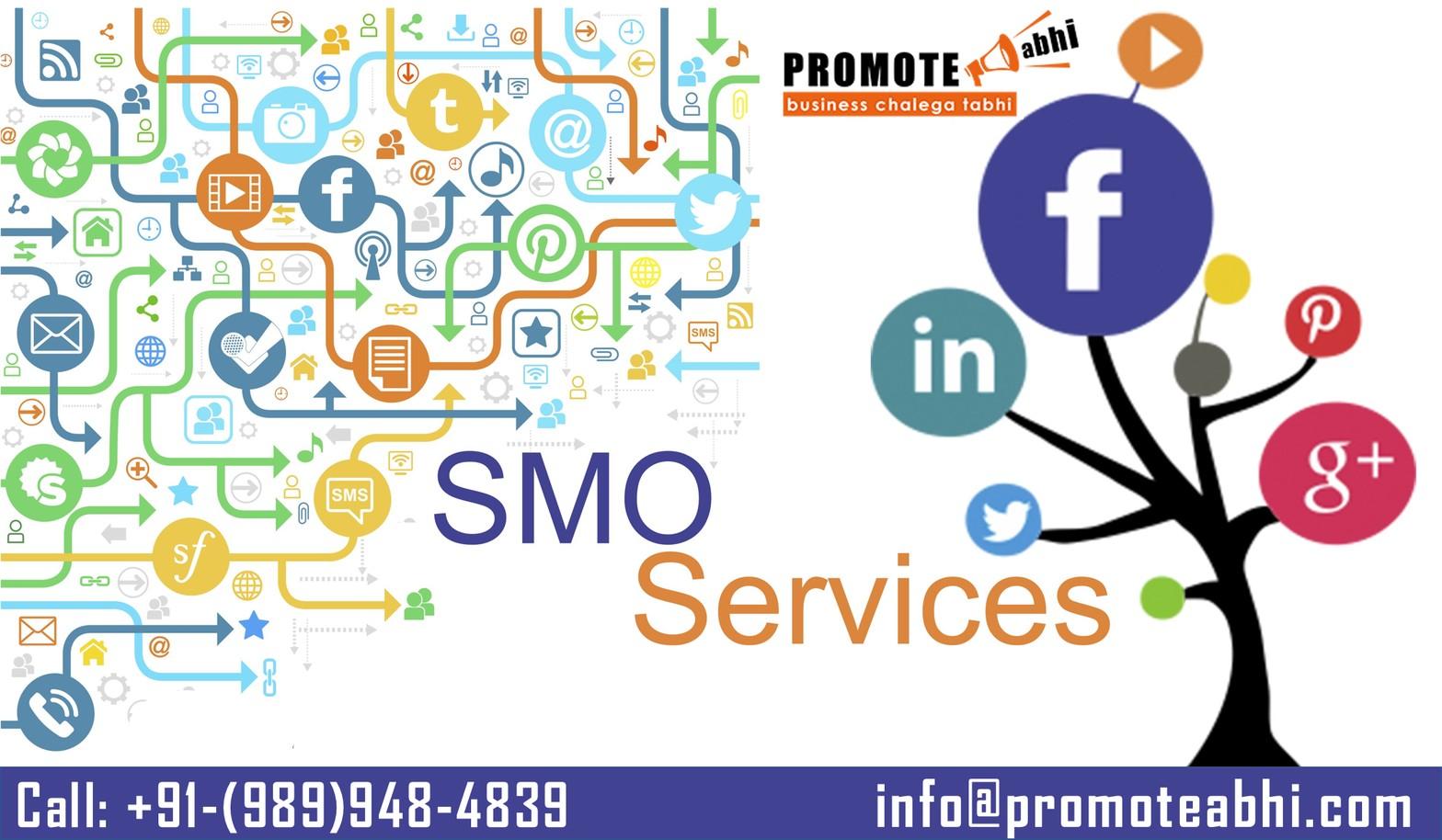 Best Social Media Optimization Company in India