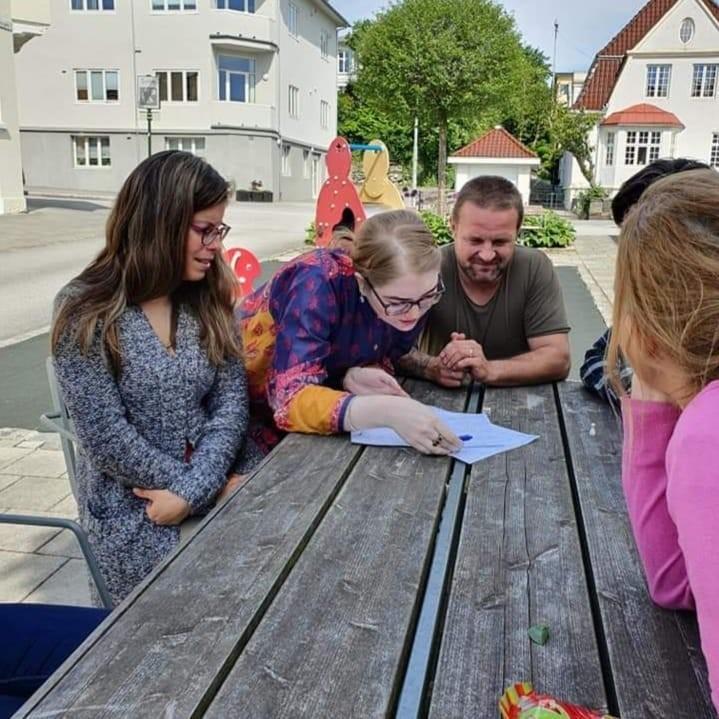 Study norwegian online