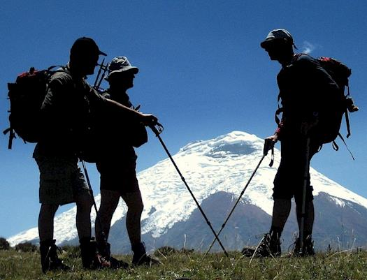 Book Your Magnanimous & Adventurous Ecuador Climbing Tours Here