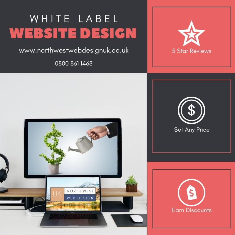 White Label Web Design