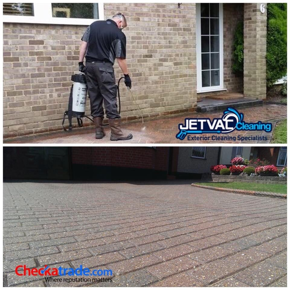 driveway cleaning canvey island essex