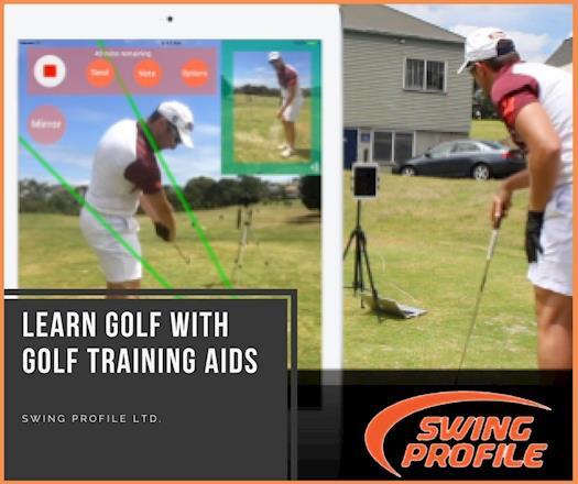 Golf Training Aid– Learn Golf Easily