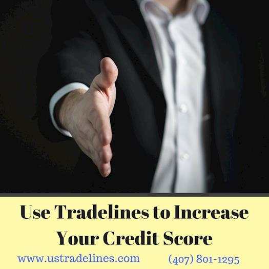 Primary Tradelines for Sale to Increase Your Credit Score