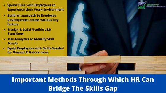 Important Methods through which HR can Bridge the Skills Gap