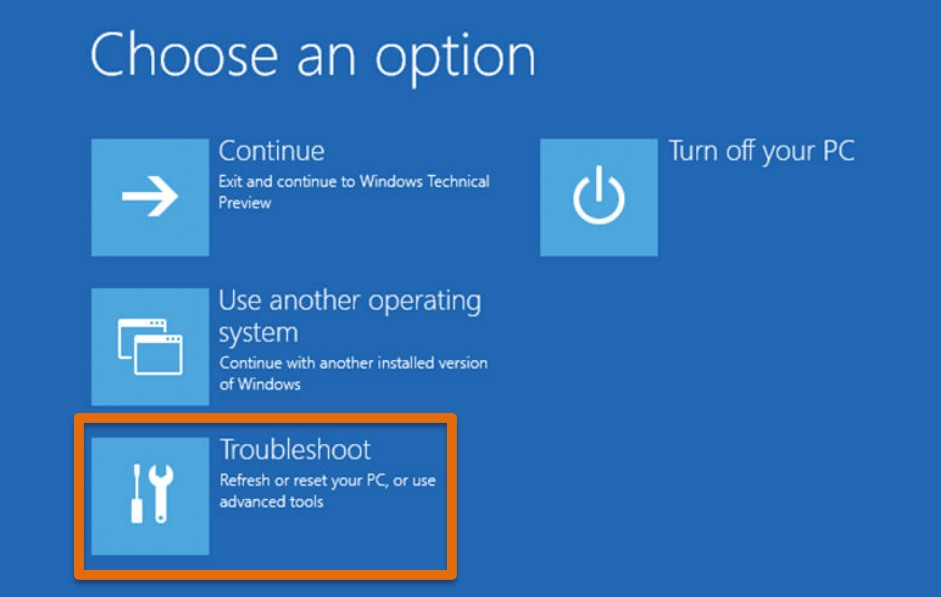 How to fix Bootrec/Fixboot Access Is Denied